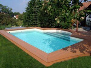 Bilý bazén Bresco
