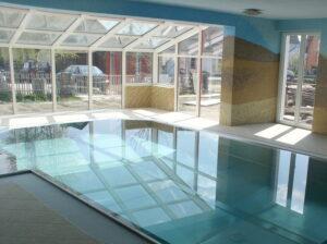 Nerezový bazén Bresco