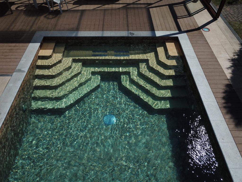 Bazén rodina Schuster