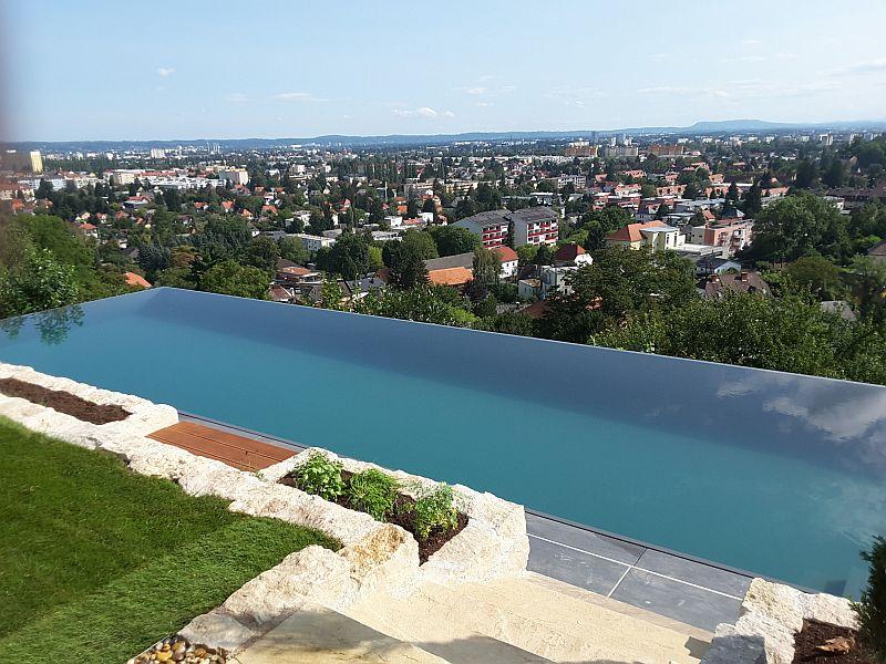 Nekonečný bazén