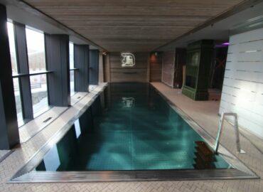 Nerezové bazeny