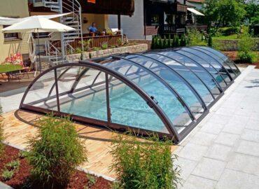 Bazénové zastřešení ODISEA