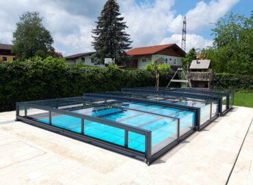 Bazénové zastřešení Vidar